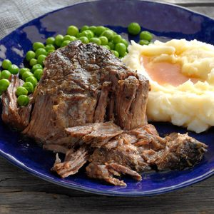 Smoky Braised Chuck Roast