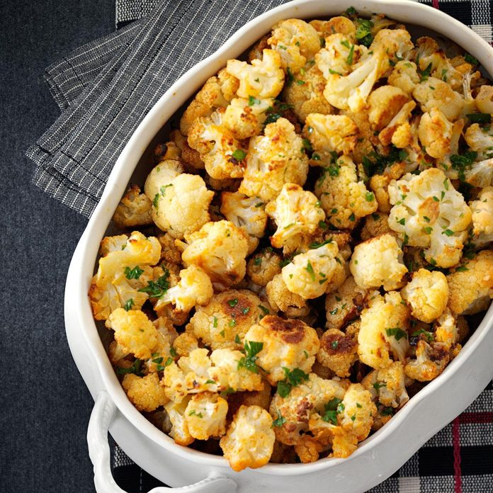Smoky Cauliflower