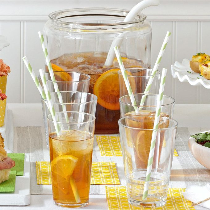 Inspired by: Iced Sweet Tea