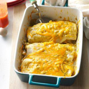 Smothered Burritos