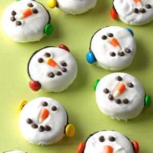 Snowman Treats