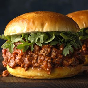 So-Easy Sloppy Joes
