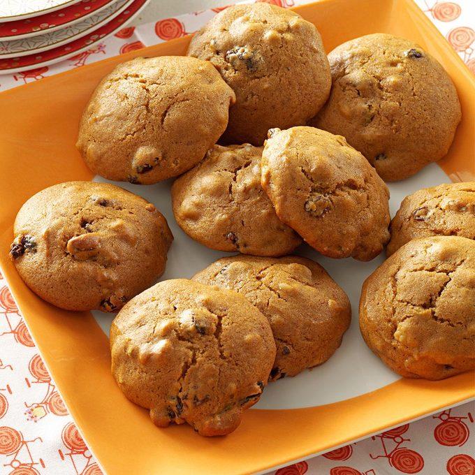 Soft Ginger Puffs