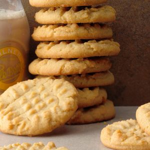 Soft Tried 'n' True Peanut Butter Cookies