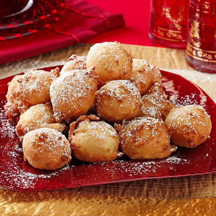 Southern Apple Fritters