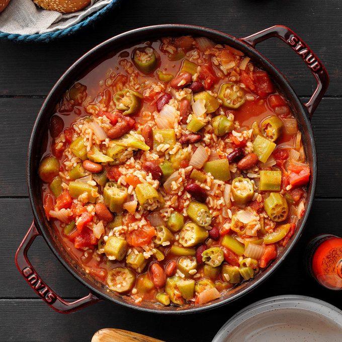 Southern Okra Bean Stew Exps Dodbz20 16868 E07 21 1b 5