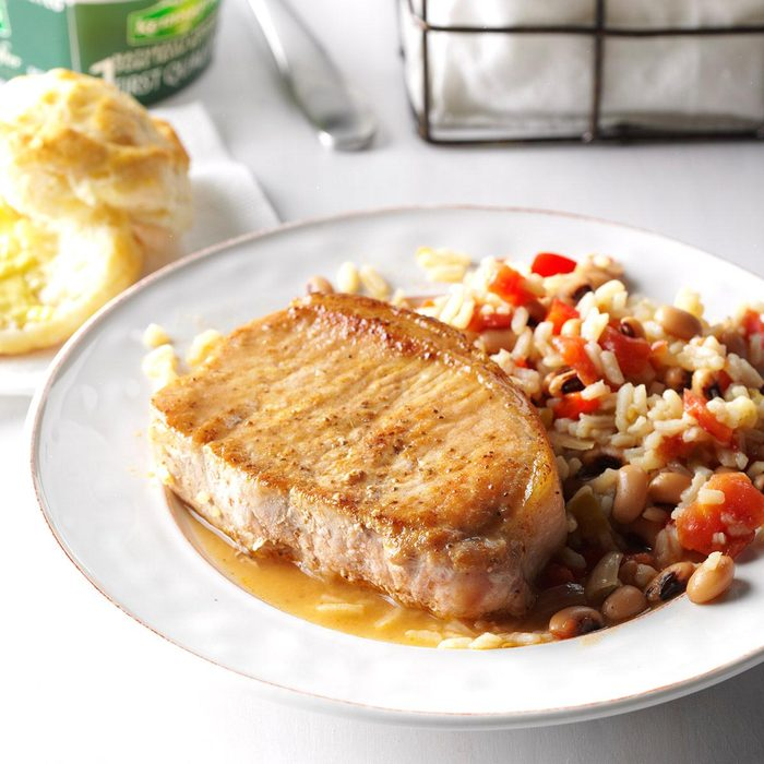 October: Southern Pork & Rice