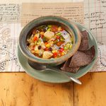 Southwest Chicken Soup