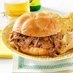 Southwest Pulled Pork