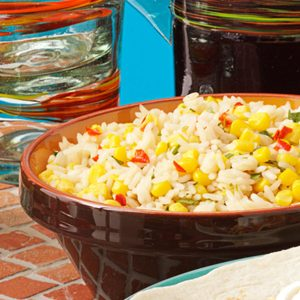 Southwest Rice Pilaf