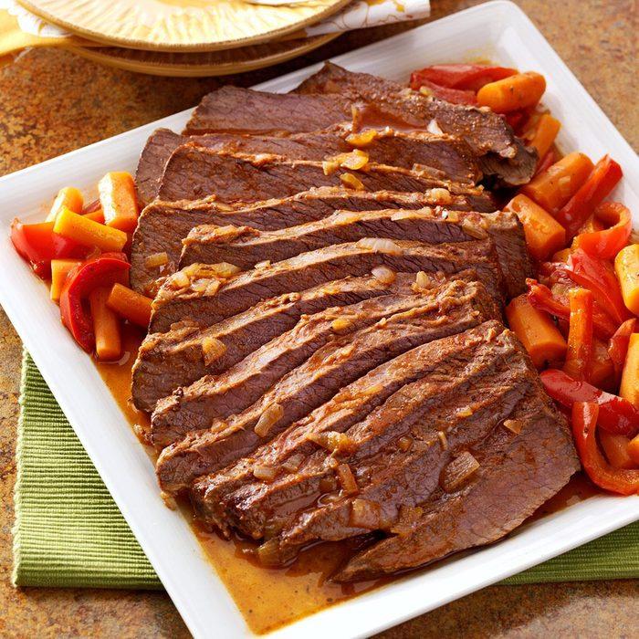 Southwestern Beef Brisket