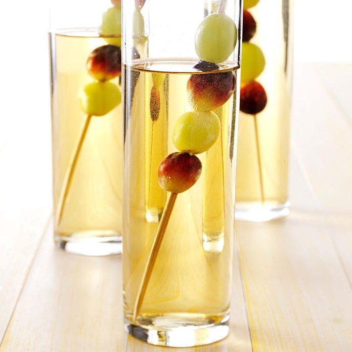 Sparkling White Grape Punch
