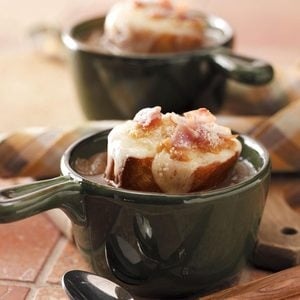 Special French Onion Soup