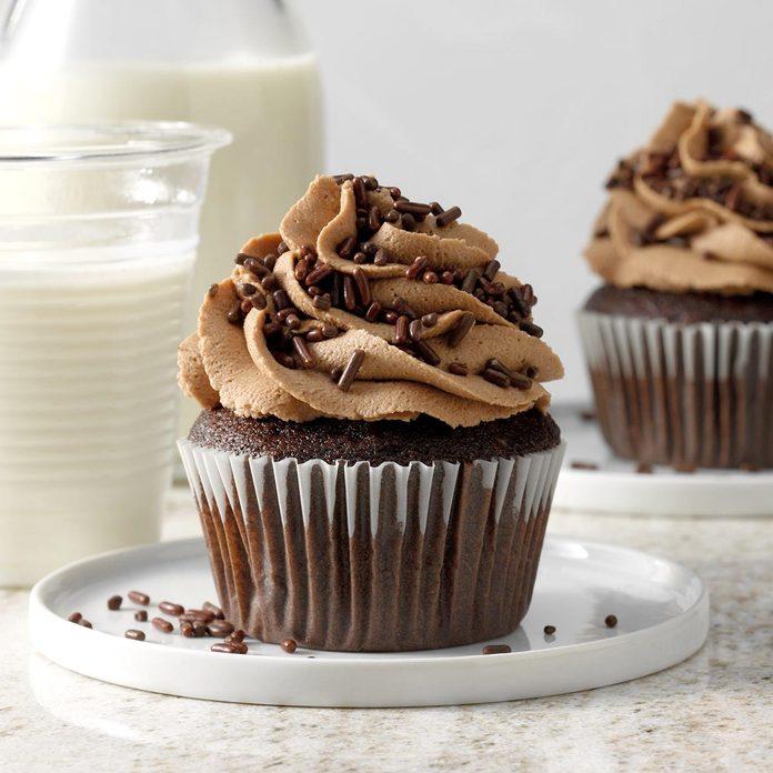 Michigan: Special Mocha Cupcakes