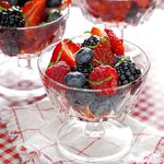 Special Summer Berry Medley