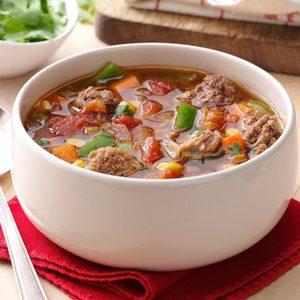 Spice It Up Soup