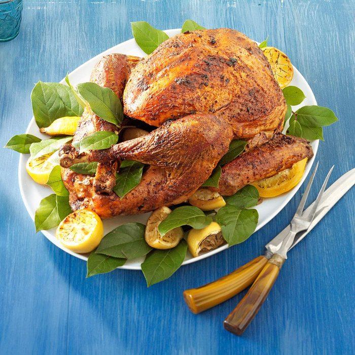 Spice-Rubbed Turkey