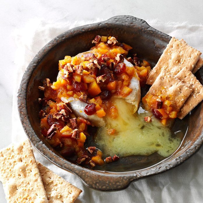 Spiced Cranberry-Orange Chutney