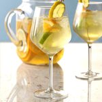 Spiced White Sangria