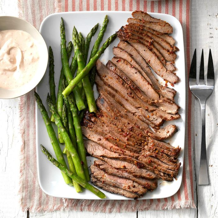 Spicy Flank Steak