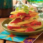Spicy Fruit Salad