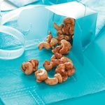 Spicy Praline Cashews