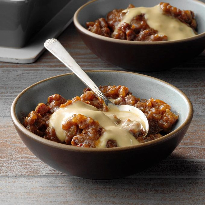 Sticky Toffee Rice Pudding With Caramel Cream Exps Hbmz19 59018 E06 21 2b 6