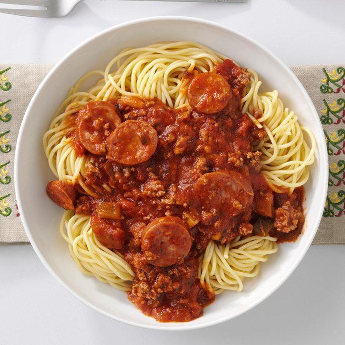 Super Spaghetti Sauce