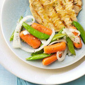 Sweet Onion & Carrot Medley