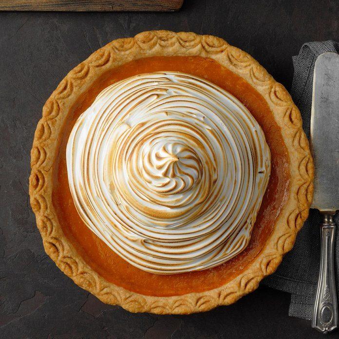 Sweet Potato Coconut Pie With Marshmallow Meringue Exps Tcbz19 62587 E05 22 3b 3