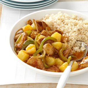 Sweet & Sour Pork