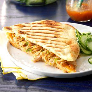 Tandoori Chicken Panini