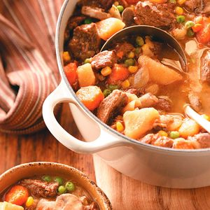 Tangy Beef and Vegetable Stew