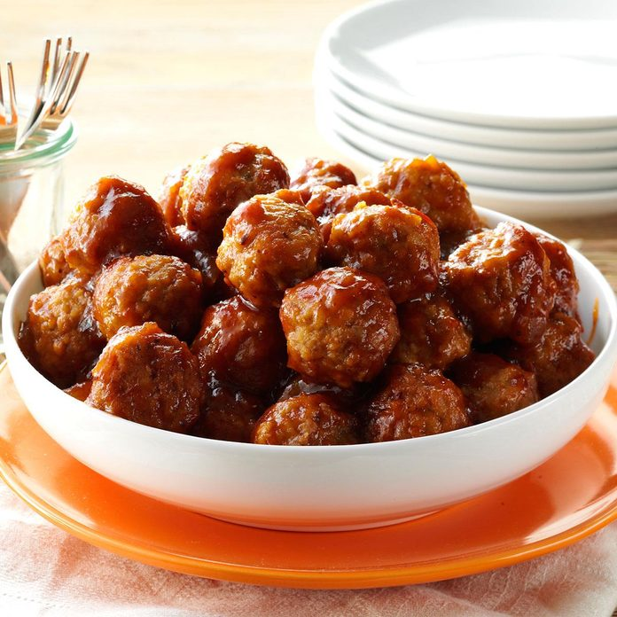 Tangy Glazed Meatballs Exps132160 Sd142780d08 15 4bc Rms 2