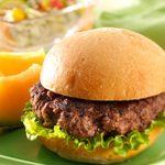 Teriyaki Beef Burgers