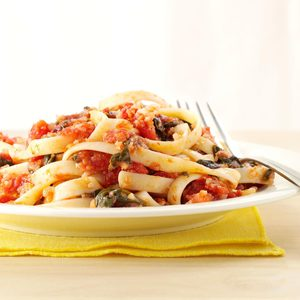 Three-Vegetable Pasta Sauce