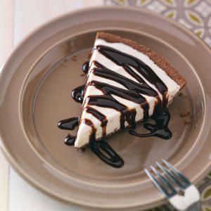Toffee Ice Cream Pie