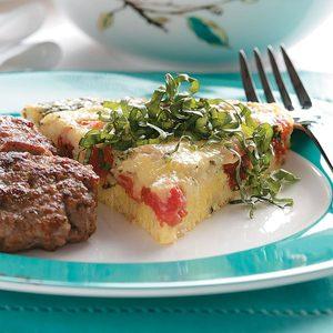 Tomato Herb Frittata