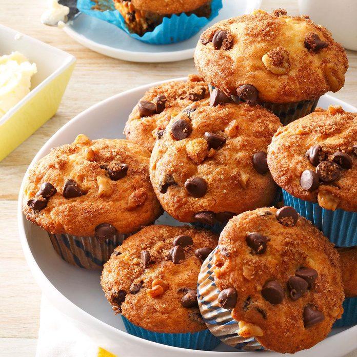 Inspired By: Starbucks Chocolate Chunk Muffin
