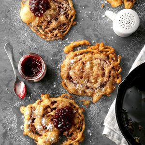 Traditional Funnel Cakes