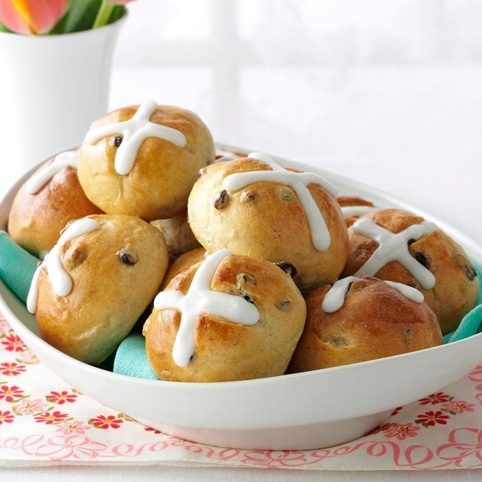 Traditional Hot Cross Buns Exps10278 Th143191d11  12 4b Rms 4