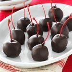 truffle cherries