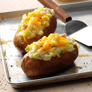 Tuna Potato Supper