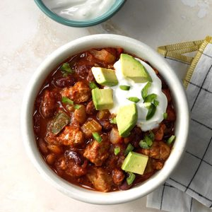 How to Make the Best Turkey Chili