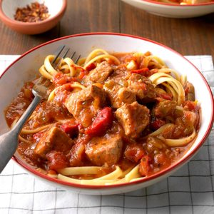 Tuscan Pork Stew
