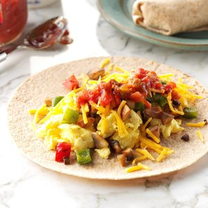 Ultimate Breakfast Burritos
