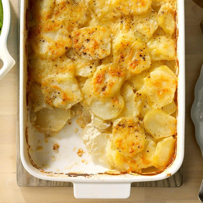 Ultimate Scalloped Potatoes