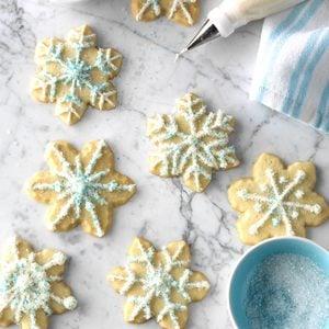 Vanilla-Butter Sugar Cookies