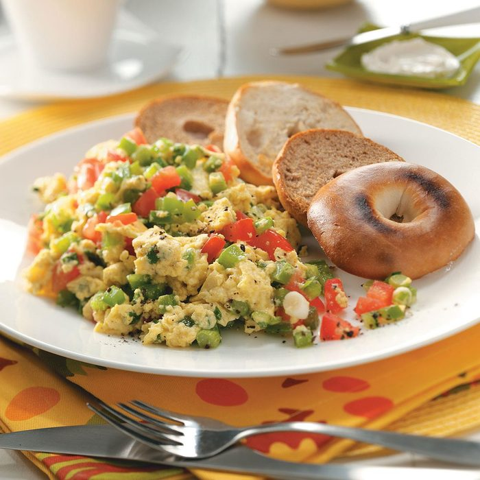 Vegetable Scrambled Egg Substitute