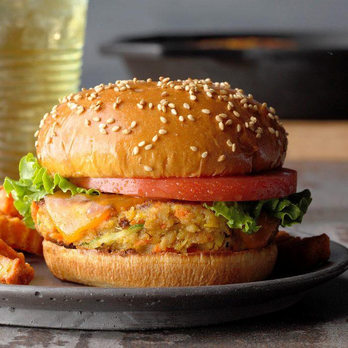 Veggie Tuna Burgers